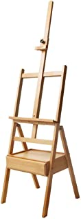 Mont Marte Signature Box Floor Easel, Beech Wood (Holds Canvases up to 35in in Height)