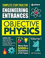 Objective Physics Vol 1 for Engineering Entrances 2022