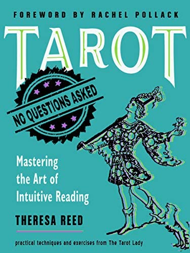 Tarot No Questions Asked Mastering the Art of Intuitive Reading product image