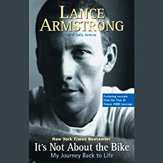 It's Not About the Bike audiobook cover art