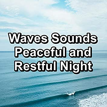 Waves Sounds Peaceful and Restful Night