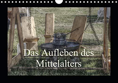 Das Aufleben des Mittelalters (Wandkalender 2021 DIN A4 quer)