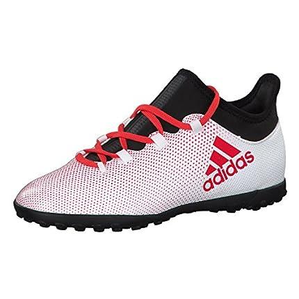 Adidas X Tango 17.3 TF J, Botas de fútbol Unisex niño, Gris (Gris/Correa/Negbas 000), 30 EU