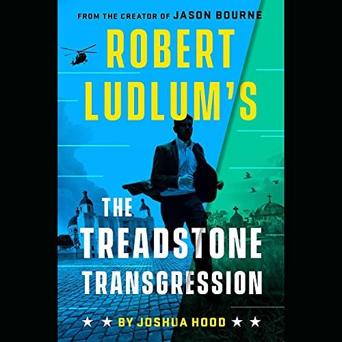 Robert Ludlum's The Treadstone Transgression cover art