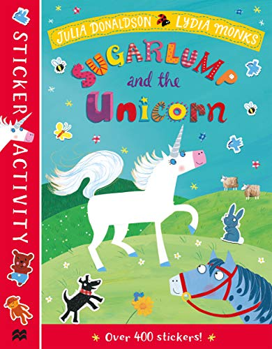 Sugarlump and the Unicorn Sticker Book (Sticker Books)