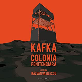 Colonia penitenciară audiobook cover art