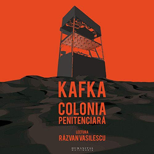 Colonia penitenciară audiobook cover art