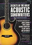 Guitar World -- Dale Turner Presents Secrets of the Great Acoustic Songwriters: The Ultimate DVD Guide! (DVD)