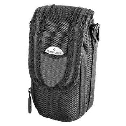 Samsonite Trekking Pro DF 30, Black/Grey - Funda (Black/Grey, 60 x 50 x 125 mm, 140 g, 90 x 75 x 150 mm, Negro, Gris)