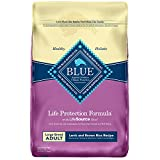 Blue Buffalo Life Protection Formula Natural Adult Large Breed Dry Dog Food, Lamb and Brown Rice 30-lb