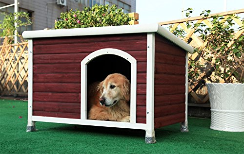 Petsfit 40.8 X 26 X 27.6 Inches Wooden...