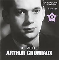 The Art of Arthur Grumiaux by Arthur Grumiaux (2013-05-07)