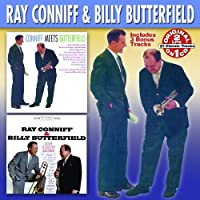 Conniff Meets Butterfield / Just Kiddin' Around (Plus Bonus Tracks) by Ray / Billy Butterfield Conniff (2009-12-15)