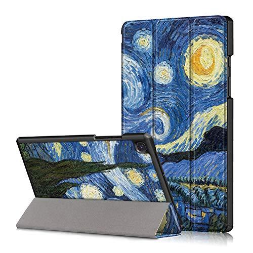 VOVIPO Custodia per Samsung Galaxy Tab A7 10.4 2020, Ultrasottile Tri-Fold Custodia Cover per Samsung Galaxy Tab A7 10.4 (T500/T505/T507) 2020