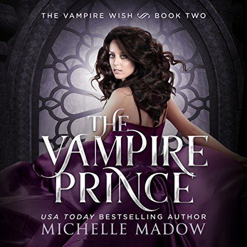 The Vampire Prince cover art