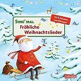 Sing mal (Soundbuch): Fröhliche Weihnachtslieder