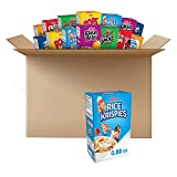 Kellogg's, Breakfast Cereal, Single-Serve Boxes,...