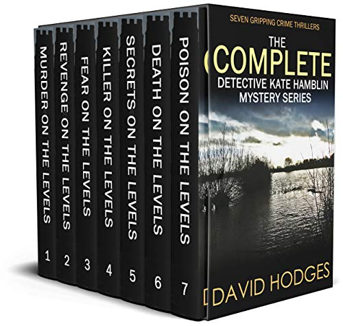 THE COMPLETE DETECTIVE KATE HAMBLIN MYSTERY SERIES seven gripping crime thrillers box set (English Edition)