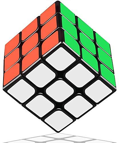 NIUTA Speed Cube Set,Magic Cube Set of 3x3x3 Cube Smooth Puzzle Cube