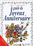 Le guide du joyeux anniversaire en BD