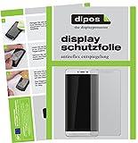 dipos I 6X Schutzfolie matt kompatibel mit Coolpad Torino R108 Folie Bildschirmschutzfolie