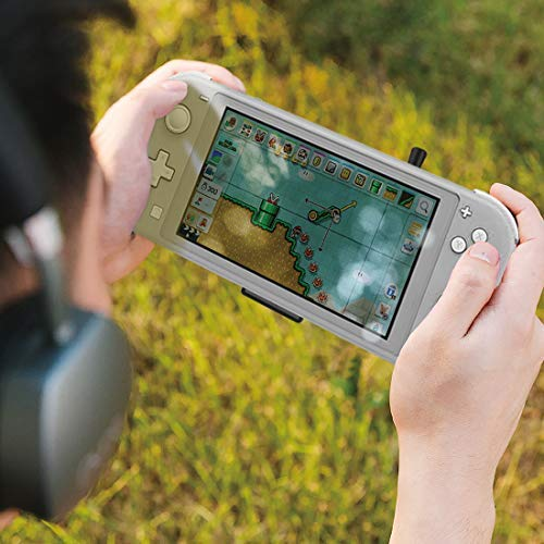GuliKit Route Air Pro Bluetooth-Adapter Kompatibel mit Nintendo Switch & Switch Lite PS4-PC, Dual-Stream-Bluetooth-Funksender mit aptX LL, Unterstützung für Sprach-Chat im Spiel