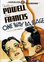 One Way Passage [DVD] [Import]