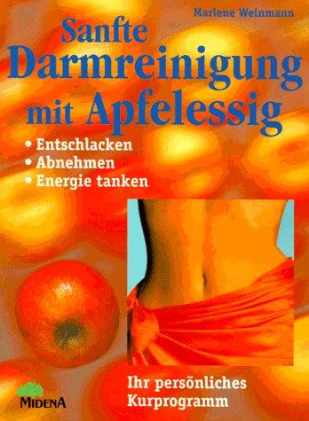 Sanfte Darmreinigung mit Apfelessig