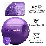 Zoom IMG-1 proiron palla yoga stampata fitness