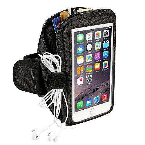 Fascia da Braccio,Topist Running Allenamento Esercizi Sweatproof Sport Fascia da Braccio per Iphone 6 plus/6S, Samsung Galaxy, S7/S6/S4/S5/ Note2/3/4 ,...