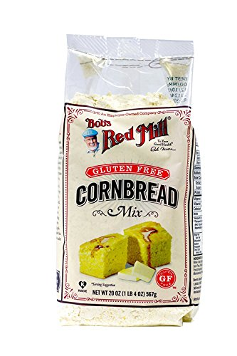 Bob's Red Mill Gluten Free Cornbread Mix - 20 oz - 2 pk