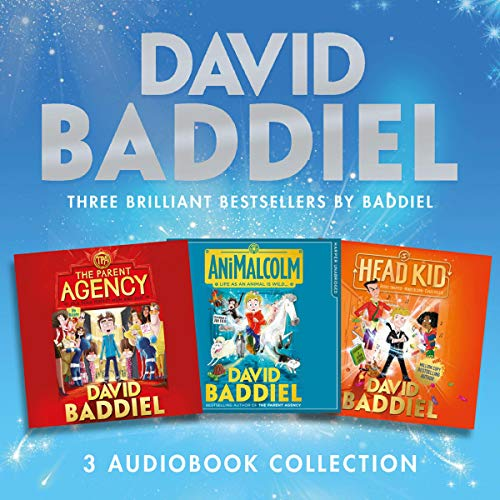 Brilliant Bestsellers by Baddiel (3-Book Audio Collection) Titelbild
