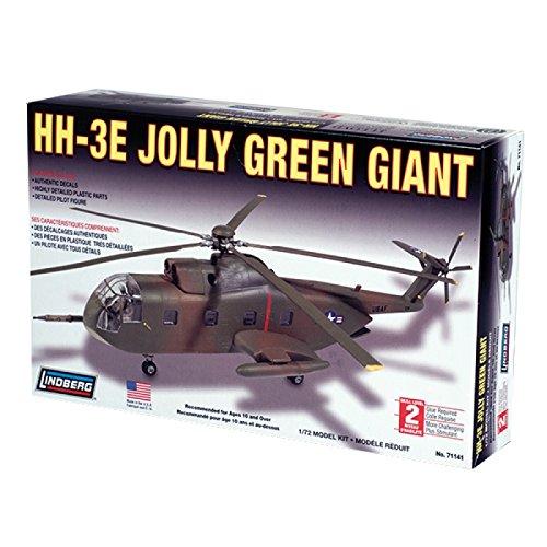Lindberg 1 : 72 échelle hh-3e Jolly Vert Modèle géant Kit