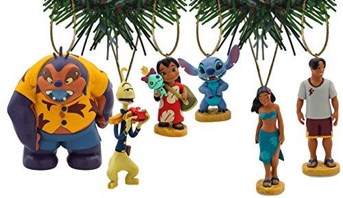 Disney's Lilo & Stitch Ornament Set of 6