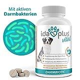 Ida Plus Darmbiotic 120 Tabletten - gesunde Darmbakterien - Probiotika zur Darmsanierung für den...