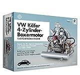 Franzis 67038 Käfer-Motor transparentes Funktionsmodell des 4-Zylinder-Boxermotors