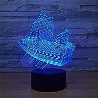 リモートタッチランプキャンドルリモコン装飾ランプ7色の変更最高の贈り物Usb電源タッチコントロール