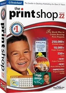 print shop version 22