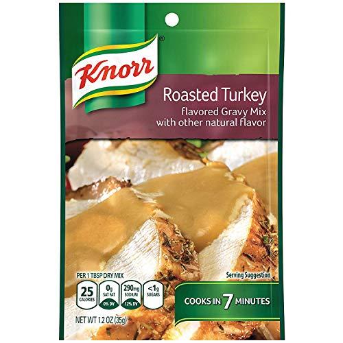 Knorr Gravy Mix Roasted Turkey 1.2 oz
