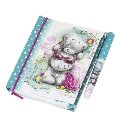 Me To You Sketchbook Ours Memo Pad et Stylo