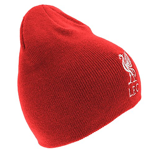 Liverpool Red Knitted Hat