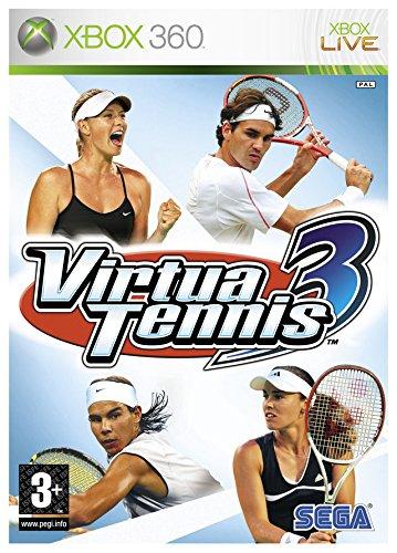 SEGA Virtua Tennis 3, Xbox 360