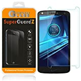 [2-Pack] For Motorola Droid Turbo 2 - SuperGuardZ Tempered Glass Screen Protector, 9H, 0.3mm, 2.5D Round Edge, Anti-Scratch, Anti-Bubble