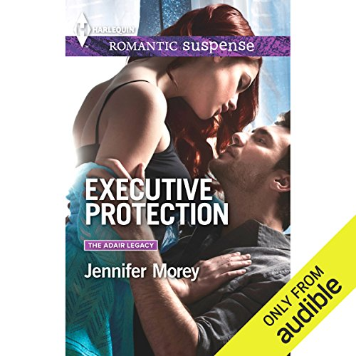 Executive Protection audiobook cover art