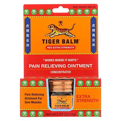 Tiger Balm Balm Extra Strength Red
