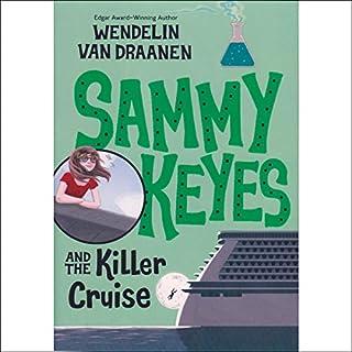 Sammy Keyes and the Killer Cruise audiobook cover art