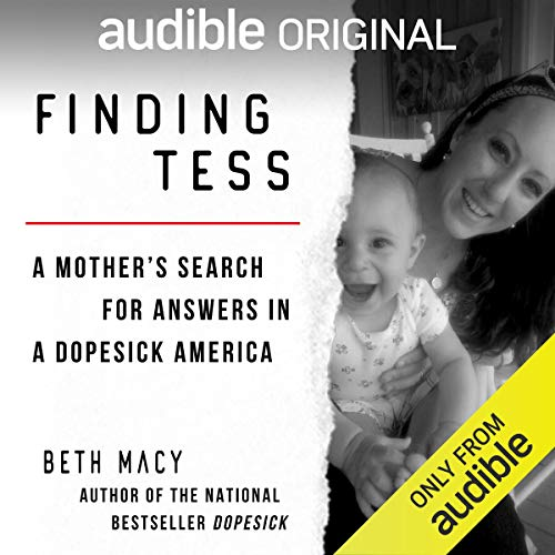 Finding Tess cover art