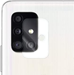 [MIWA CASES] Galaxy A51 5G / SC-54A / SCG07 カメラ レンズ 保護フィルム 強化ガラス 9H 0.33mm