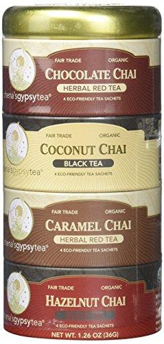 Zhena's Gypsy Chai Tea Sampler 16 Bags