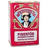 CHIQUILÍN - Lata de pimentón ahumado dulce de 750 gramos - formato para restauración - Productos Gourmet desde 1909